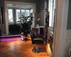 cadre chaleureux-Chez le Coiffeur - Mulhouse