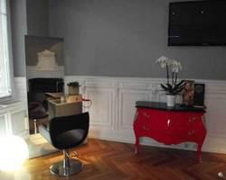 intérieurs-Chez le Coiffeur - Mulhouse