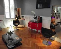 espace intérieur-Chez le Coiffeur - Mulhouse