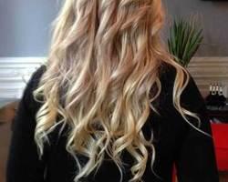 boucles blondes-Chez le Coiffeur - Mulhouse