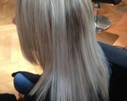 blond froid-Chez le Coiffeur - Mulhouse
